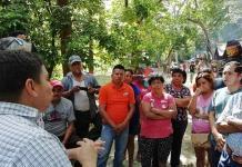 Comerciantes de Micos se oponen a ser reubicados