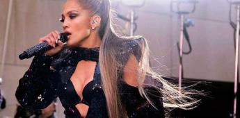 Jennifer Lopez se desnuda para anunciar su nuevo material musical