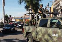 Llegan 26 elementos de la Guardia Nacional a Rioverde