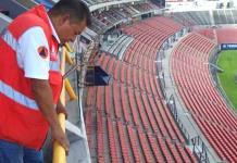 """PCM inspecciona la seguridad del """"Alfonso Lastras"""""""