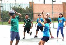 Niños adquieren experiencias en La Loma Centro Deportivo