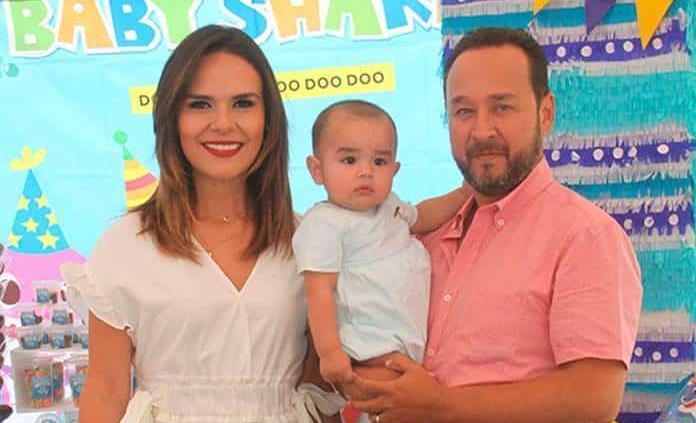 Franco Conde Díaz de León festejó su primer año de vida