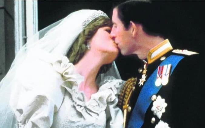 Diez detalles sobre la boda de Lady Di y el príncipe Carlos