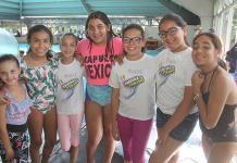 Alegría en el camping del Club Deportivo Potosino
