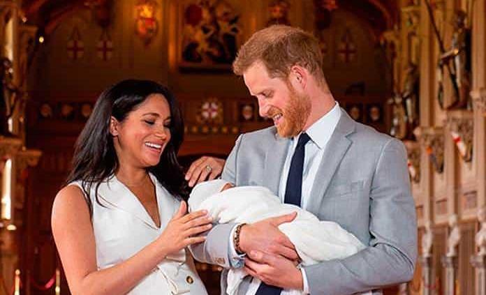 Enrique y Meghan Markle sólo tendrán dos hijos