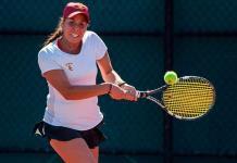 La mexicana Giuliana Olmos consigue histórico título en dobles de Roma