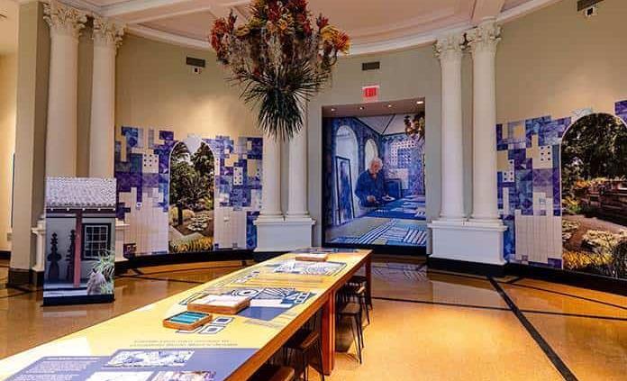 Jardín Botánico honra a paisajista Burle Marx