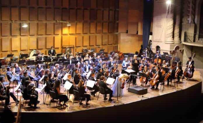 Ovacionan a la Orquesta de las Américas