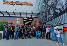 Sons Moto Club festeja aniversario