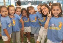 Niños adquieren experiencia y habilidad deportiva
