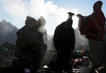 El culto a la Pachamama en Argentina, limitado por la pandemia