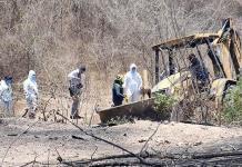 Localizados en fosas clandestinas,28 guatemaltecos