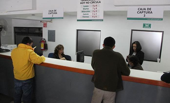 Instalan En Fenapo 2 Módulos Para Las Licencias De Conducir