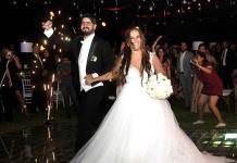 Ximena Murillo Reyes y Martín Arochi Briones  unen sus vidas por amor