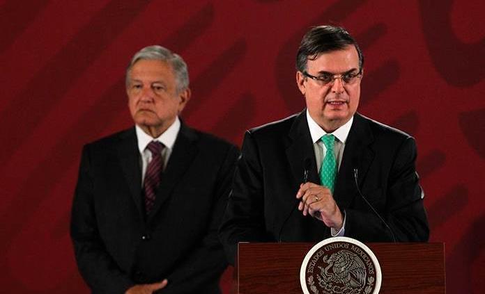 Extradición de César Duarte avanza bien, asegura Ebrard