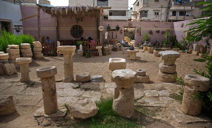 Gaza en apuros para preservar su rica herencia arqueológica