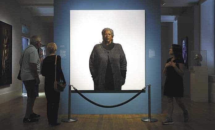 "Toni Morrison fue una ""madre literaria"""