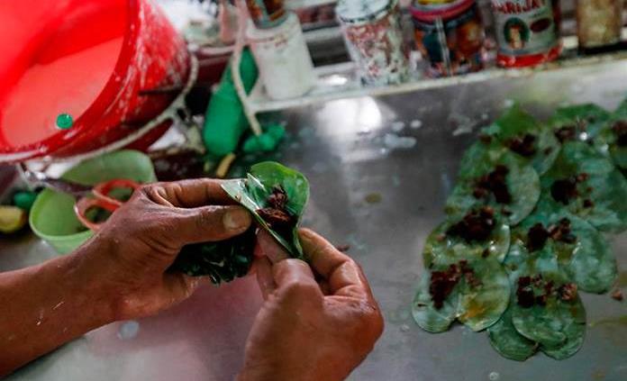 Kun ya, el cancerígeno chicle estimulante que no pasa de moda en Birmania