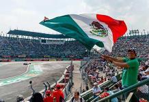 Seguirá la Fórmula 1 en Cd. de México