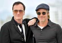 Brad Pitt y Quentin Tarantino vendrán a la Ciudad de México