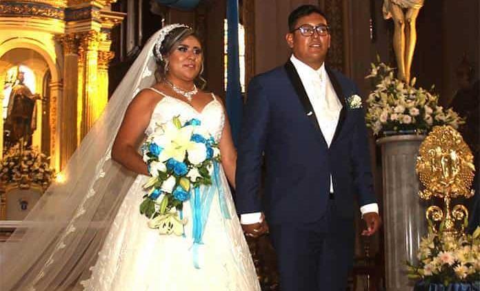 María de los Ángeles Hernández Ávila y José Enrique Borjas Hernández unen sus destinos