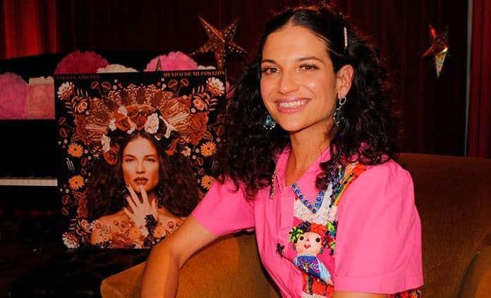 Natalia Jiménez lanza disco