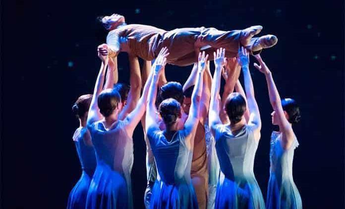 ROYAL WINNIPEG BALLET actuará en el Festival Internacional Cervantino
