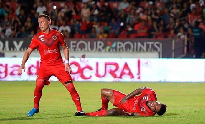 Enrique Bonilla: 'Liga MX ofrece pagar un porcentaje de adeudos de Veracruz'