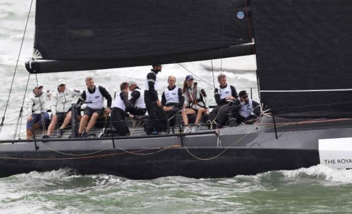Guillermo y Catalina participan en la regata de la King´s Cup