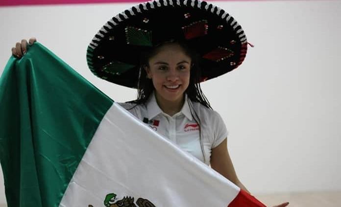 Banderas y mariachi reciben a deportistas de JP Lima 2019