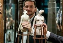 Joaquín Restrepo exhibe sus obras