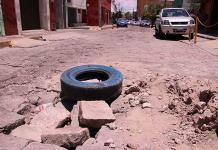Piden reparar hoyanco en Alamitos