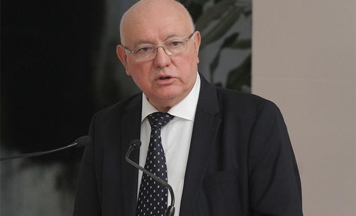 ASF ha presentado 10 denuncias a la FGR por Estafa maestra, detalla David Colmenares