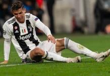Ronaldo, con molestias musculares a unos días del inicio de Serie A