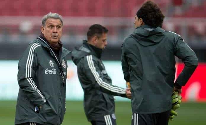 """Tricolor es selección de ´segundo nivel´, pero """"Tata"""" quiere mejorarla"""