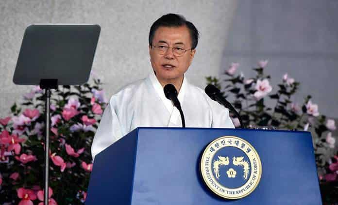 Corea del Sur pide dialogo para zanjar disputa comercial con Japón