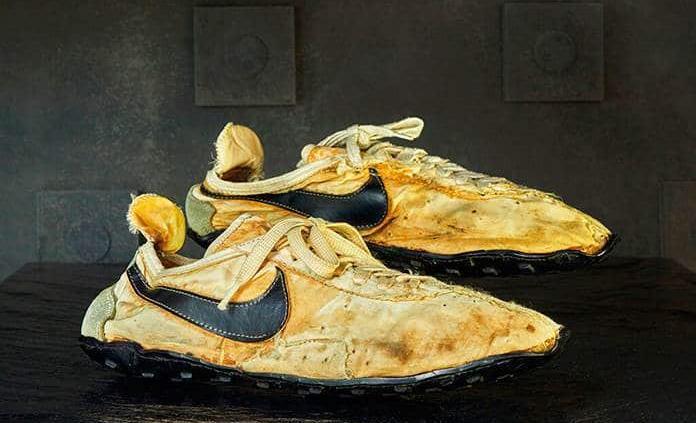 Zapatos Nike de 1972 se venden en 50 mil dólares