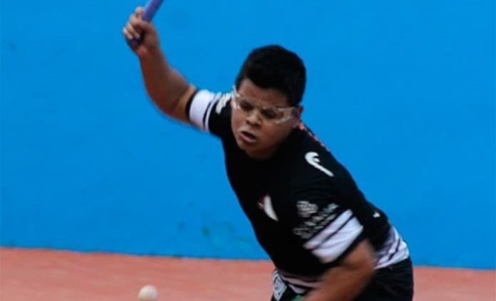 El Chiquis Torres, entre los favoritos para ganar Torneo de Frontenis de la Fenapo
