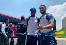 Bryan Angulo portará el dorsal 13 en el Cruz Azul