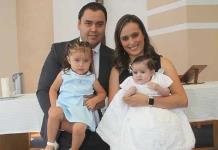 Sofía Ayala González recibió el bautismo