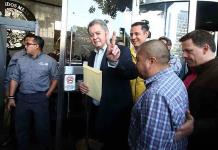 Ratifica el PRD  la denuncia contra Jaime Bonilla