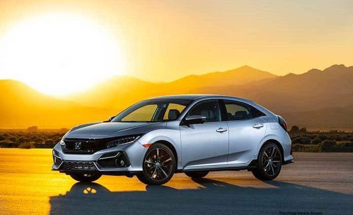 Refrescan al Civic Hatchback 2020