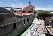 La Barca de la Fe, unión de dos culturas