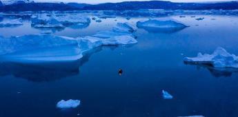 El hielo del Ártico disminuye el doble de rápido de lo previsto, avisa la ESA