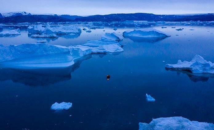 El Ártico ha empezado la transición hacia un nuevo clima