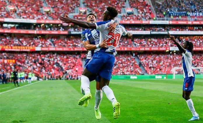 Porto Gana El Cl U00e1sico Ante Benfica 2 0