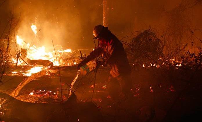 Bolivia anuncia declaración de emergencia por incendios
