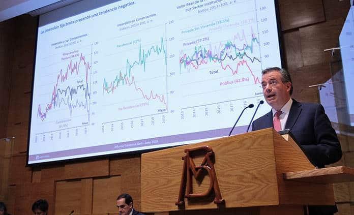 Cerca de la recesión: Banxico baja pronóstico de crecimiento de México