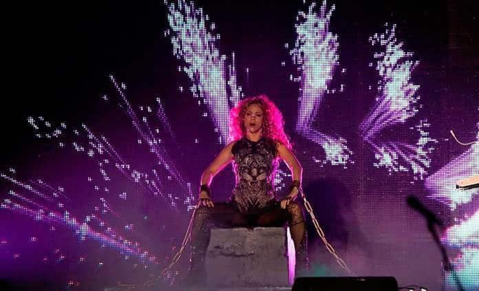 Shakira llevará a las pantallas de cine