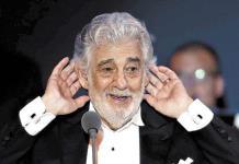 Tokio 2020 sigue de cerca las acusaciones sobre Plácido Domingo